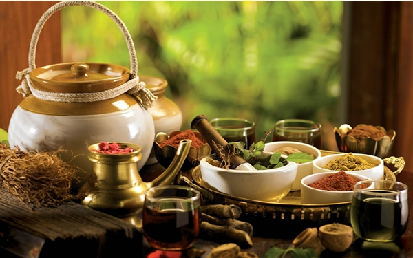 The Magic of Ayurvedic herbs