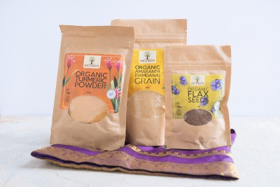 Spice Root's Organic Healthy Breakfast Kit