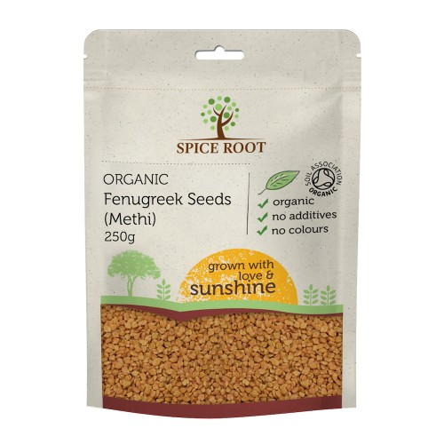 Organic Fenugreek Seeds 250g