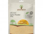 Organic Garlic Powder 200g