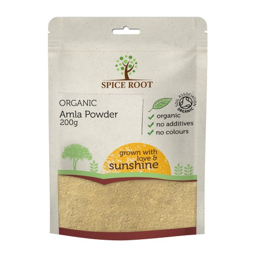 Organic Amla Powder 200g