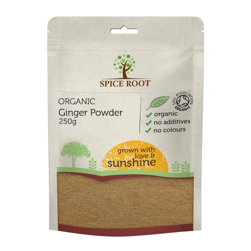 Organic Ginger Powder 250g
