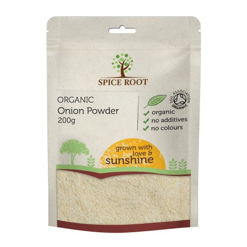 Organic Onion Powder 200g