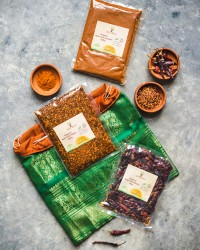 Organic Chilli set (with gift bag)