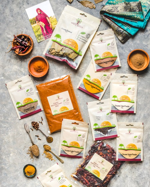 Ultimate Spice Lover's set - with gift bag